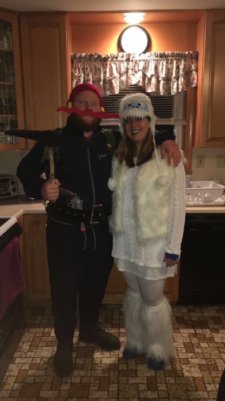 Classic Yukon Cornelius And The Bumble Costumes Costume Yeti