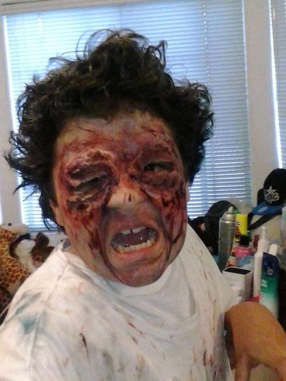 Zombie Kid Costume
