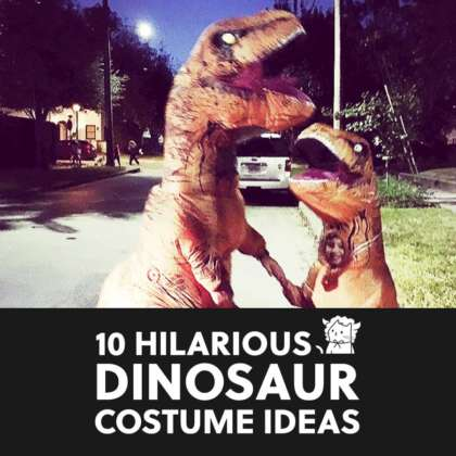 inflatable dino costumes