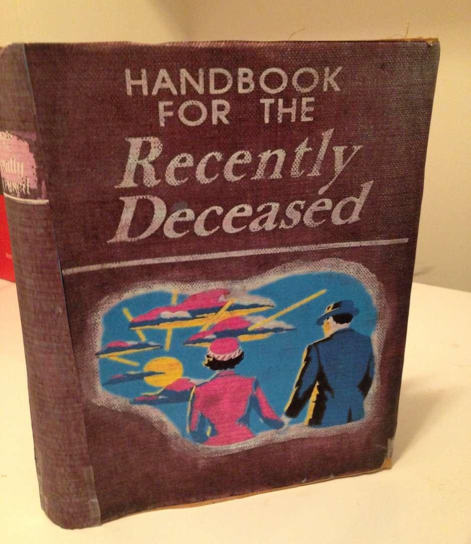 handbook for recently deceased