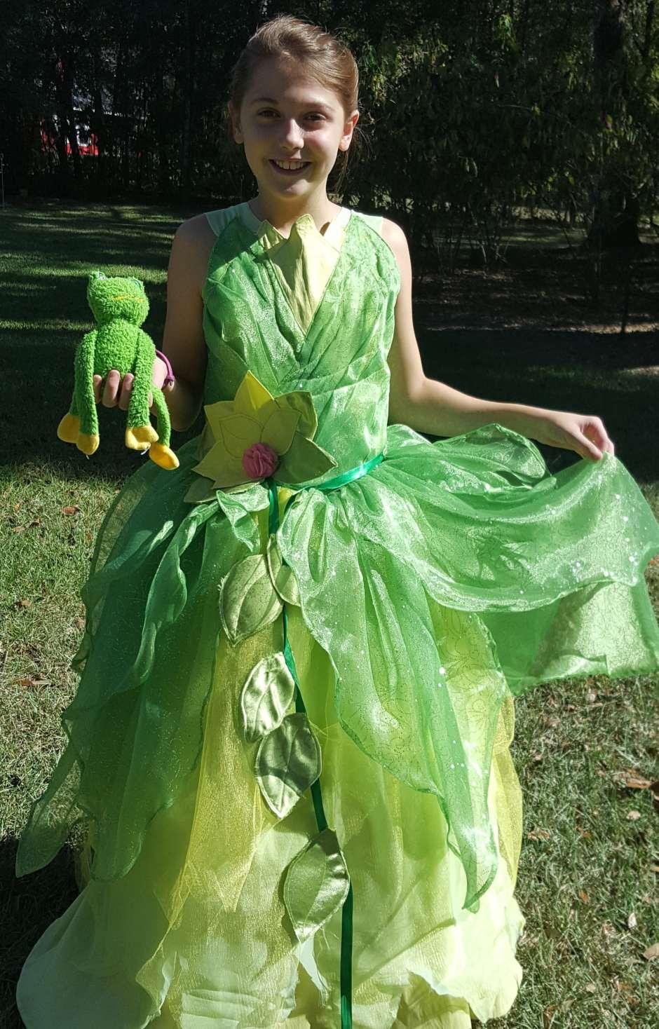 tianna costume