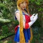 DIY Sailor Moon (Usagi Tsukino) Costume