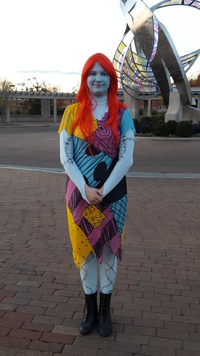 Sally (Nightmare Before Christmas) Costume , Costume Yeti