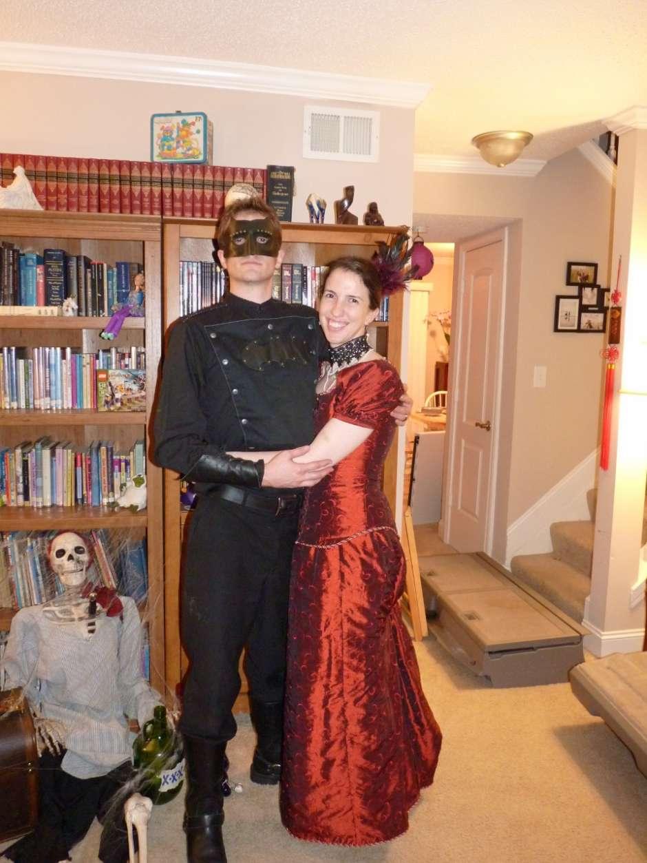 batman couples costume