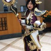 Diablo 3 Wizard Costume Cosplay