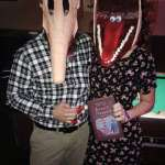 DIY Barbara and Adam Maitland Couples Costume (Beetle Juice)