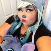 Homemade Stitch Costume for Women