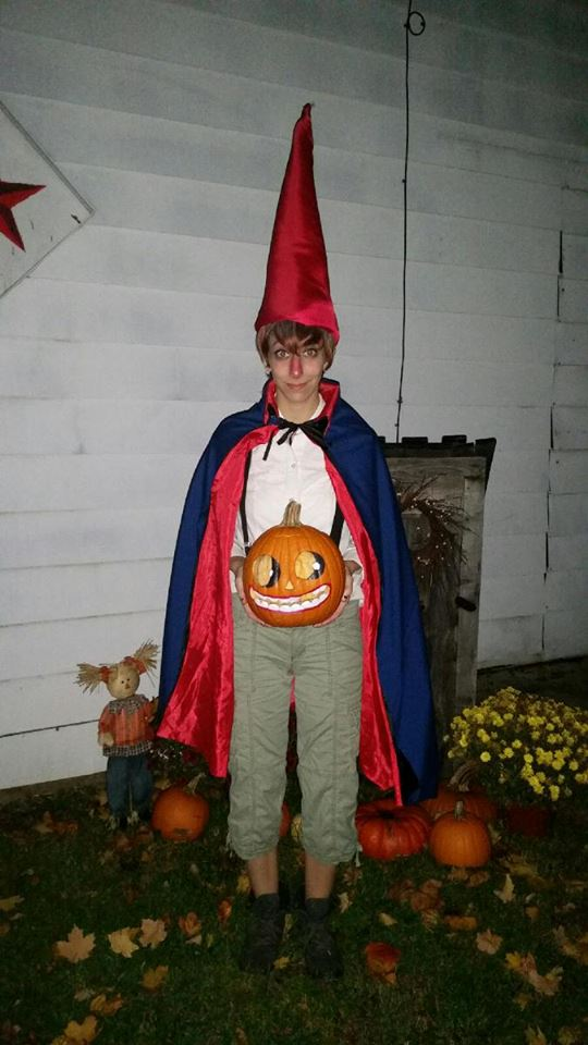 Wirt from Over the Garden Wall Costume