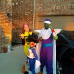 DIY Dragon Ball Z Family Costume