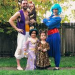 Aladdin Family Halloween Costume