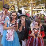 DIY Alice in Zombieland Family Costumes