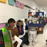 DIY Astronaut Costume for Kids