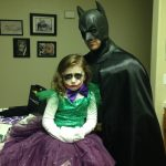 Batman and Joker Costume for Dads and Daugthers