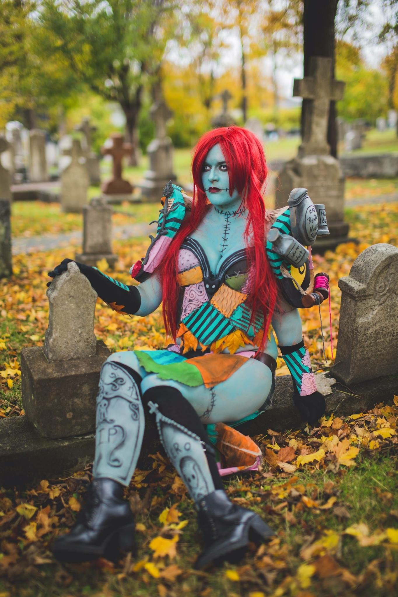 Battle Sally (Nightmare Before Christmas)