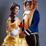 Incredible DIY Beauty and the Best Couples Costumes