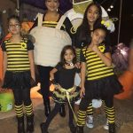 Cute Bee Family Costume