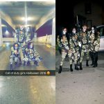 DIY Call of Duty Girls Group Costume