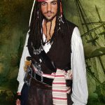 DIY Captain Jack Sparrow Costume for Men