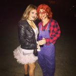 DIY Chucky and The Bride of Chucky Couples Costumes