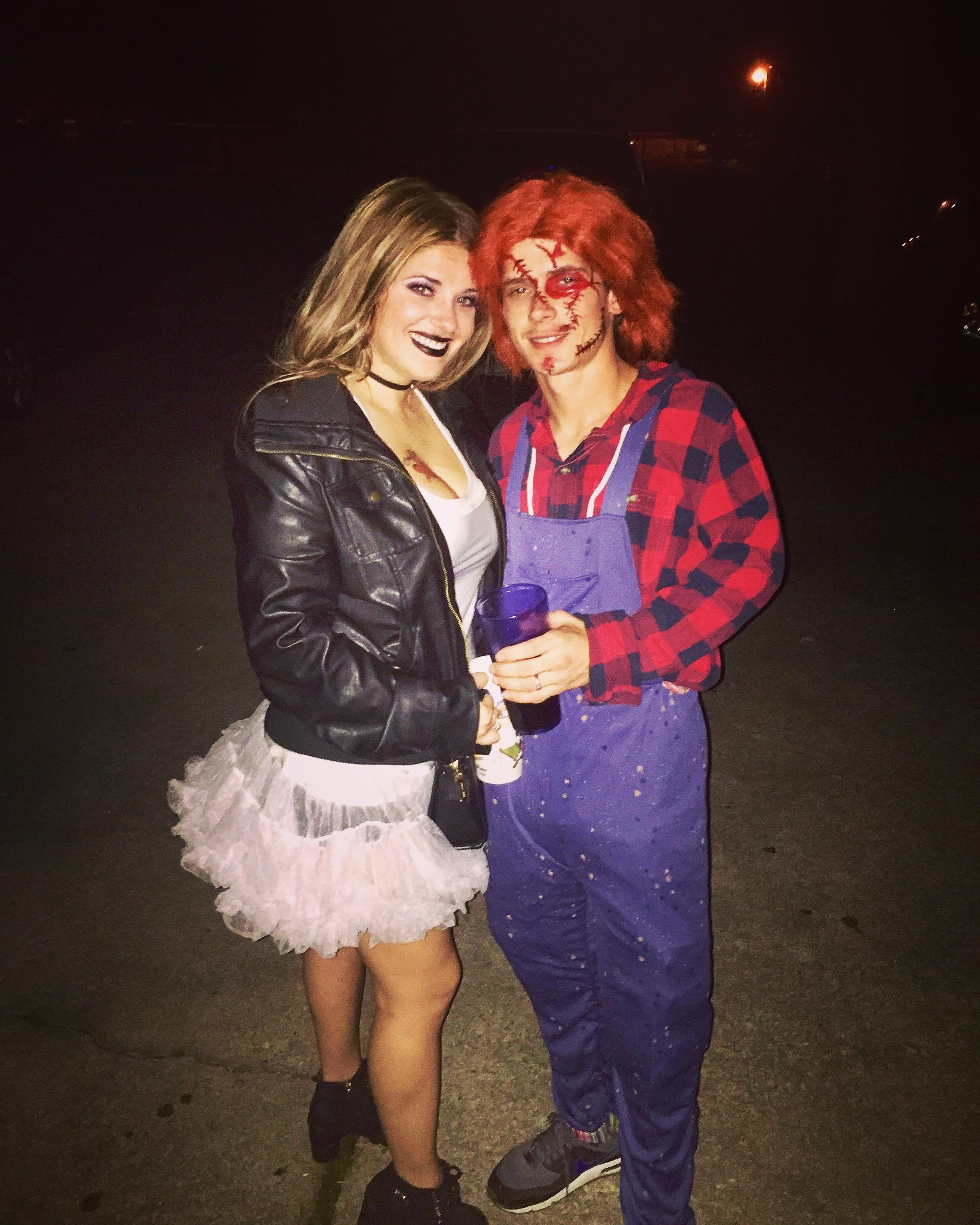 Chucky and Bride of Chucky