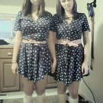 DIY Twins from The Shining Costume