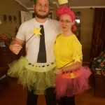 DIY Cosmo and Wanda Costumes from The Fairly OddParents
