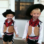 Cowboy Costumes for Brothers