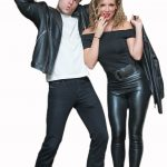 DIY Danny and Sandy Grease Couples Costumes