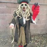 DIY Davy Jones Costume from Pirates of the Caribbean