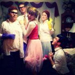 DIY Dexter's Laboratory Family Costume