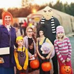 Homemade Despicable Me Family Costume