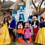 Disney on Parade Group Costume
