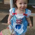 Dorothy Costume from The Wizard of Oz for Toddlers