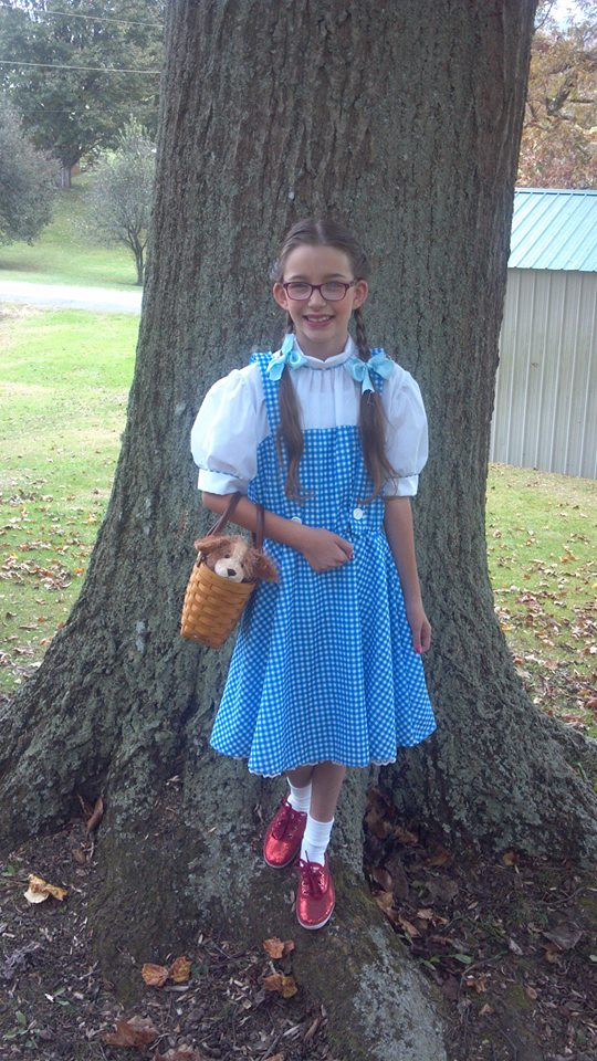 Dorthy from the Oz