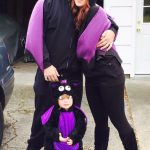 Cute Bat Family Halloween Costume