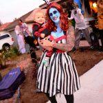 Creepy Female Clown Costume