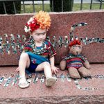 DIY Frida Kahlo Costume for Kids