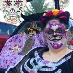 DIY Gato Muertos (Day of the Dead) Costume for Women