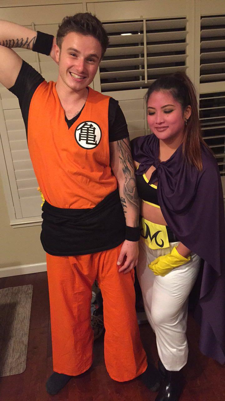 Goku & Majin Buu