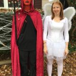 Good and Evil Couples Costume