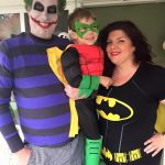 Gotham Family Costume