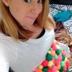 DIY Gumball Machine Costume for Pregnant Women