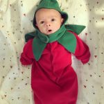 Hot Pepper Costume for Babies
