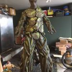 DIY I AM GROOT Costume