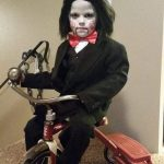 DIY Jigsaw Costume for Kids from Saw