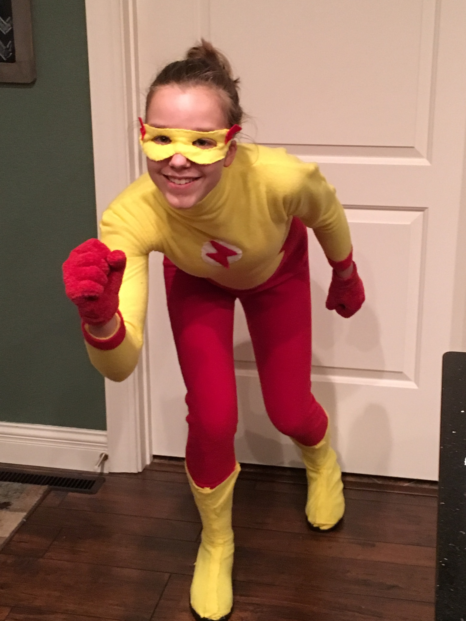 Kid Flash, My Style