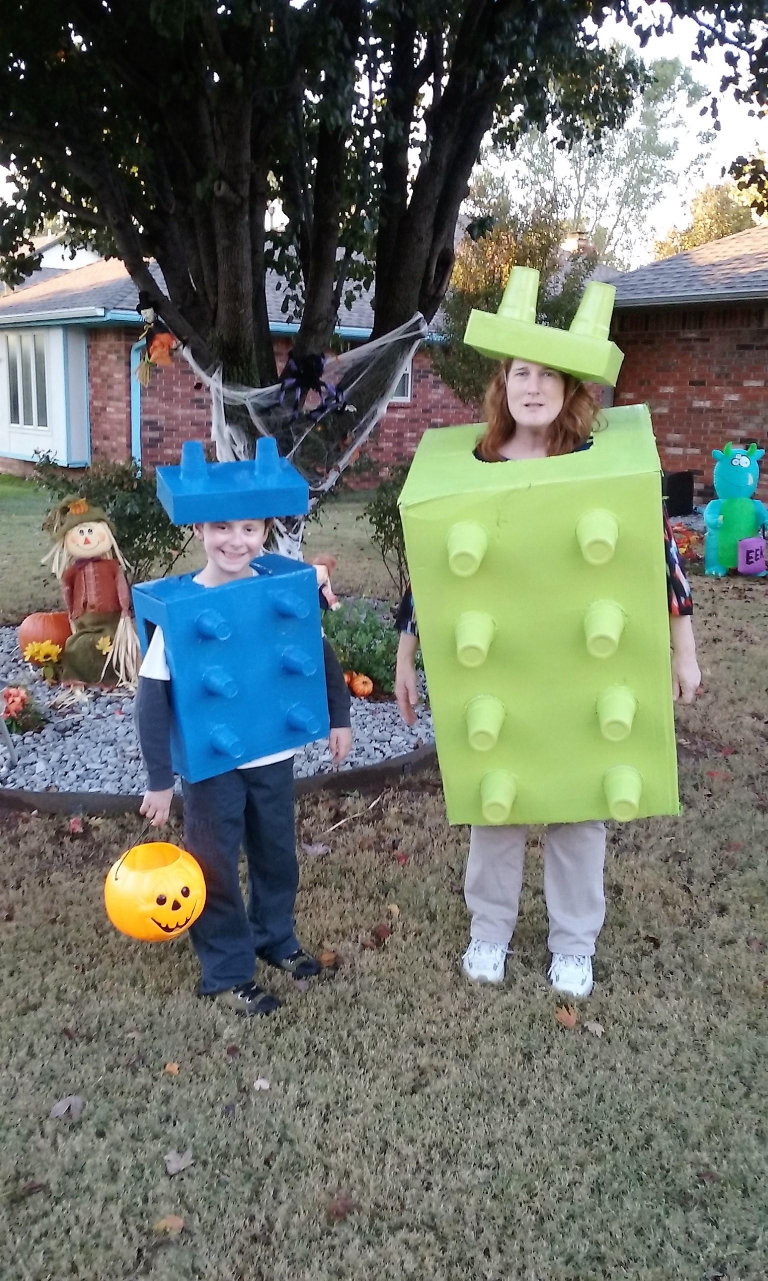 Lego Costumes