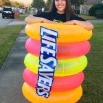 Easy DIY Lifesavers Costume (This is Genius!)