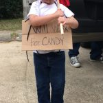 Homemade Little Hobo Costume for Kids