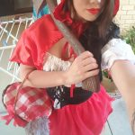 Little Red Riding Hood Wolf Hunter Costume